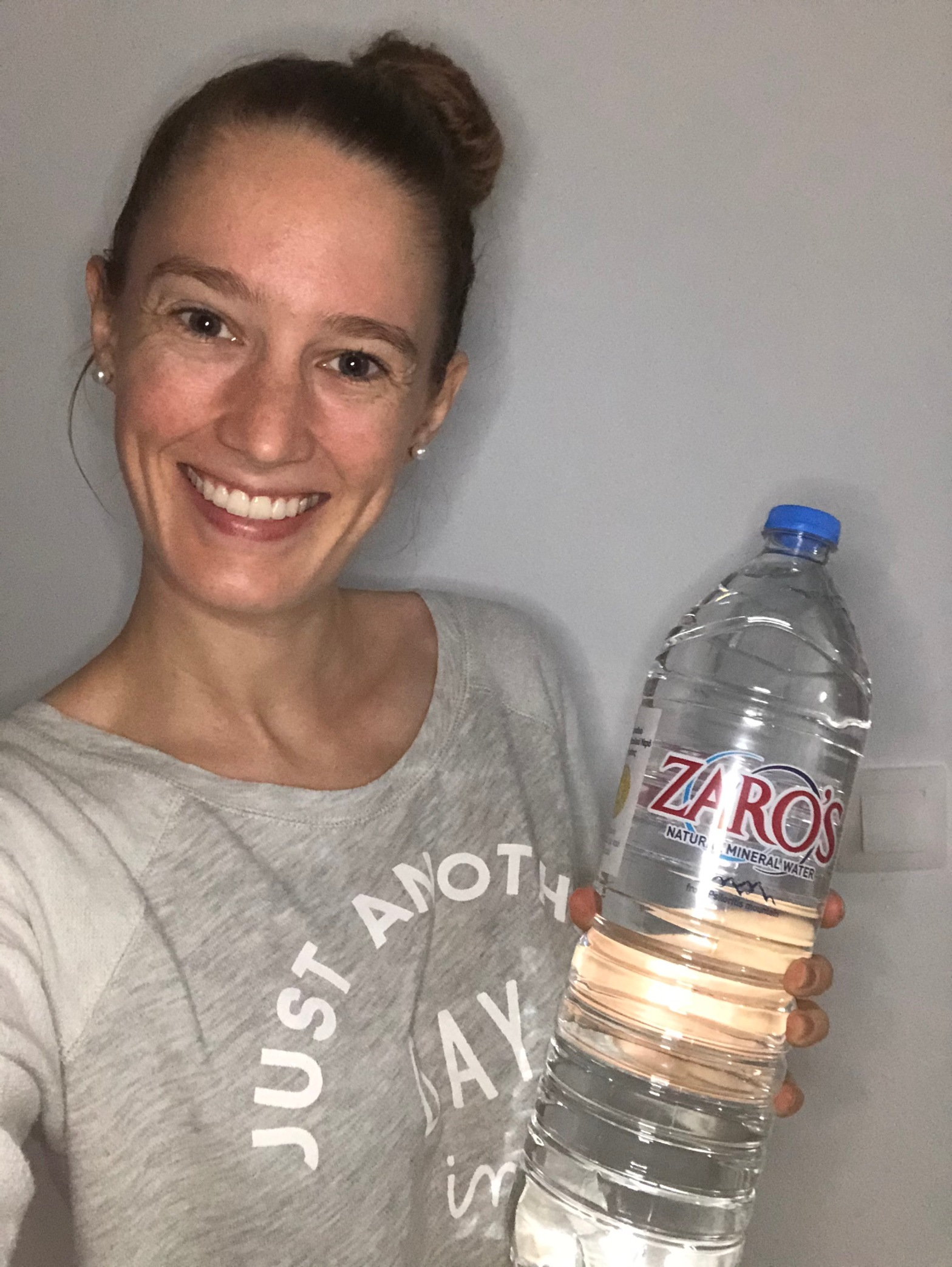 It's time to drink more water!